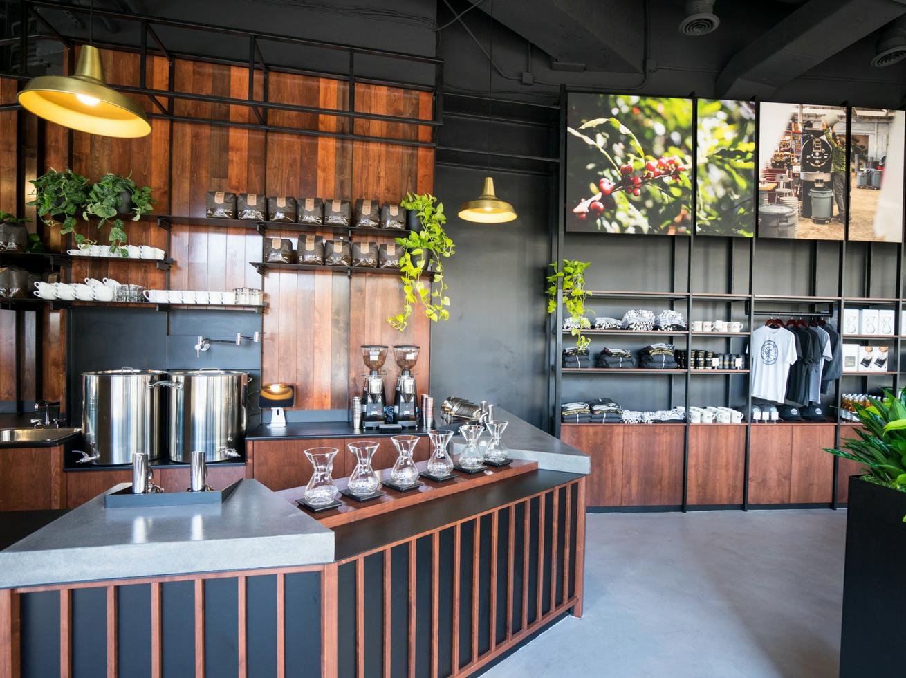 Coava San Diego Cafe