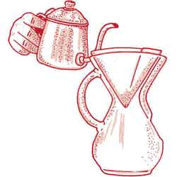 How to Brew Chemex Coffee Step by Step