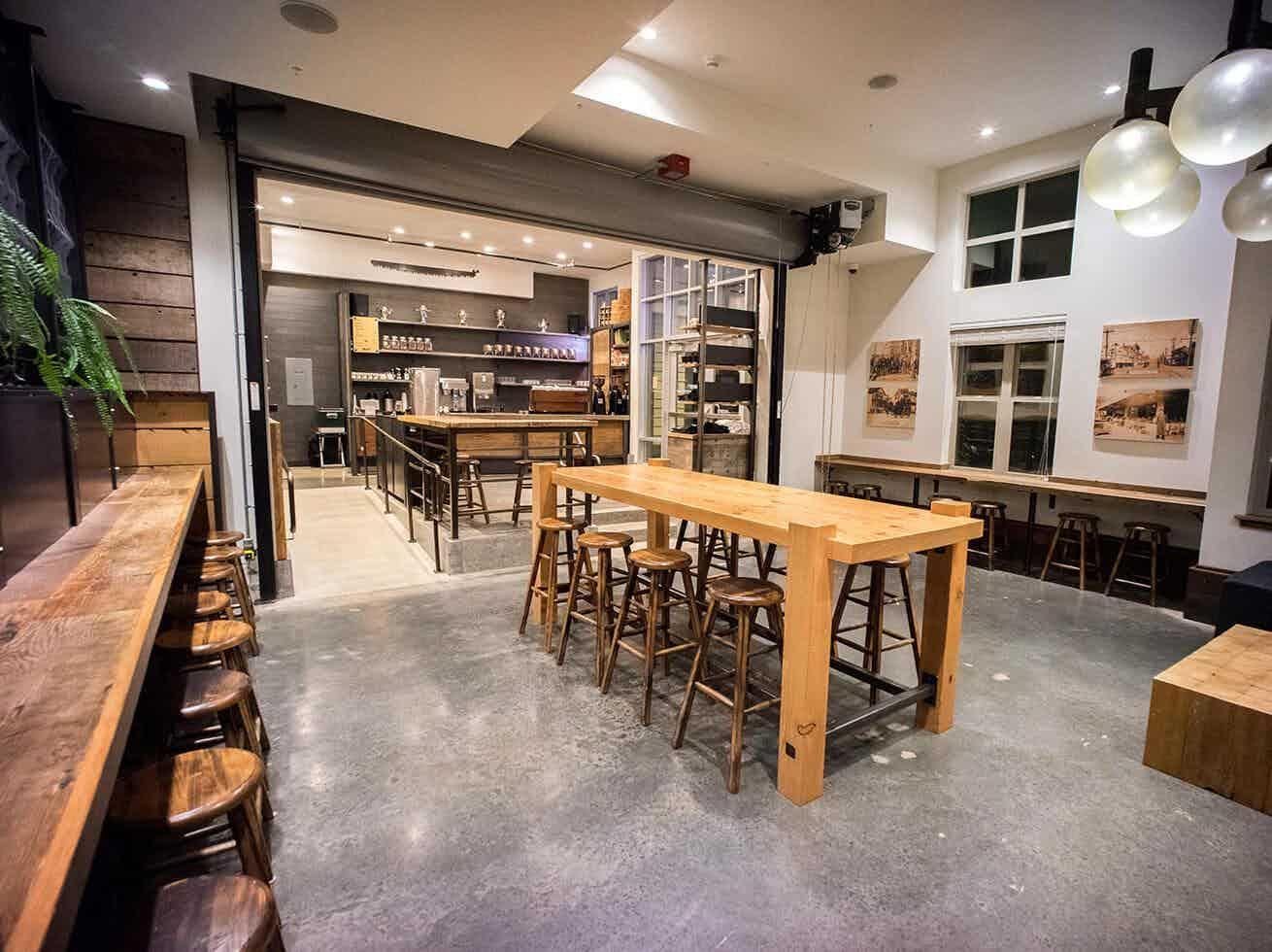 Coava Hawthorne Cafe